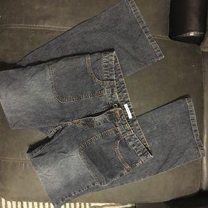 Gap jeans, boot cut
